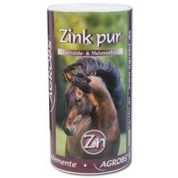 Agrobs Zink pur für Pferde 800 g Dose