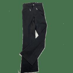 Jodhpurhose Dublin 1225 von CATAGO Reithose Polyester mit Vollbesatz, schwarz