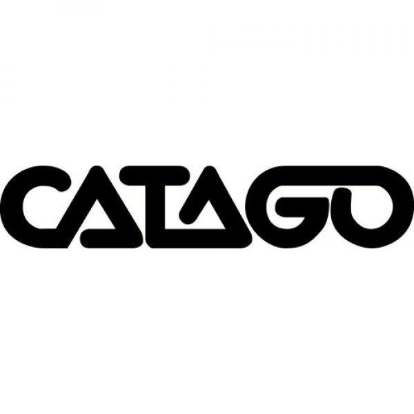 Catago Führstrick, Anbindestrick extralang, 4 m, zum Führen eines Zweitpferdes, Training, Verladen, mit Karabinerhaken, bunt