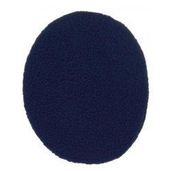 Earbags Fleece Ohrwärmer Ohren Schützer für den Reiter, marine blau