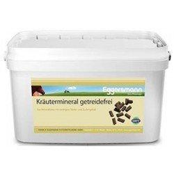 Eggersmann Kräutermineral getreidefrei, Eimer, 8 Kg