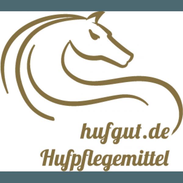 Huf Gut! Paste zur Förderung gesunden Hornwachstums und zum Schutz gegen Fäulnisbildung von Equi Deluxe, Dose 500 ml mit Pinsel