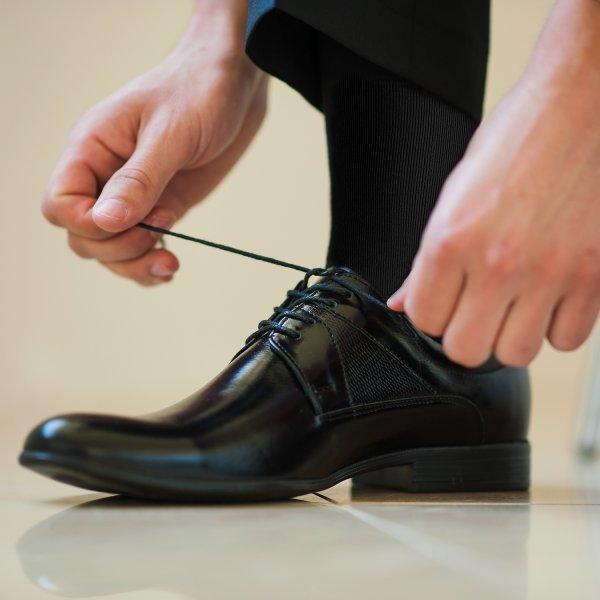 FIT-YS BUSINESS SOCKS Onesize, 3/4 Länge,  Dein funktionaler Office-Look !