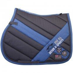 HV Polo  Schabracke Bruges DS (Dressur), Dressurschabracke, DL, aufwendige Stickerei, Steppmuster, HV-Polo-Logo, Coolmax Technologie, verschiedene Farben