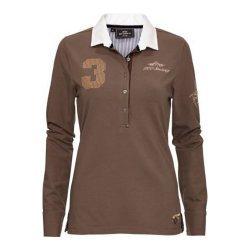 HV Polo Damen Elasthan Jersey Poloshirt Laurin