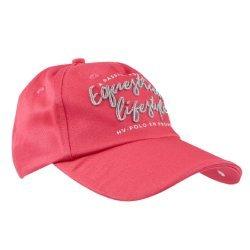 HV POLO Baseballcap Kappe Carmen - trendiges, praktisches Cappy, schützt gegen blendendes Sonnenlicht, onesize, unisex