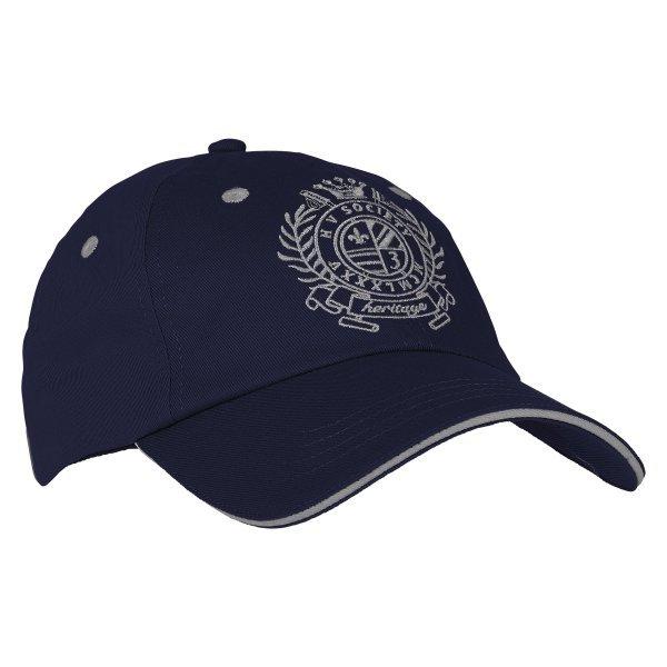 HV POLO Baseballcap Kappe Favouritas- trendiges, praktisches Cappy, schützt gegen blendendes Sonnenlicht, onesize, unisex