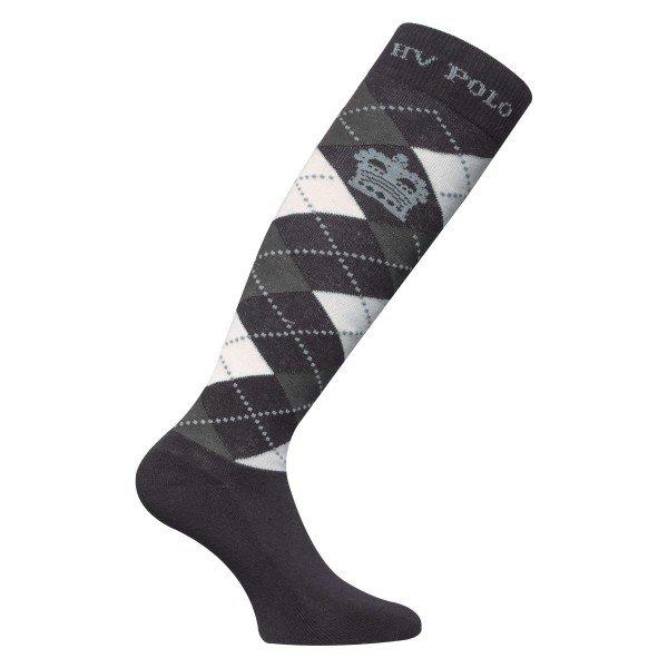 Reitsocken von HV Polo Kiniestrümpfe Socken Argyle Reitstrümpfe Neue Kollektion