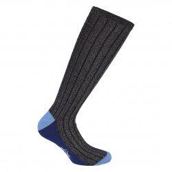 HV Polo Kniestrümpfe Reitsocken Wear, Strümpfe, HV Polo Socken, Baumwollmaterial, ideal für die Reitstiefel, Navy