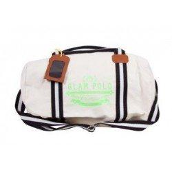 HV Polo Sportsbag Canvas Crown Sporttasche, Tasche  Baumwolle, Reißverschluss, Logo