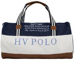 HV Polo Sporttasche Jerry Navy mit Stickereien, Prints und Logo