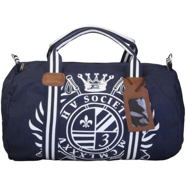 HV Polo Society Sporttasche Favouritas, Sporttasche, Tasche Baumwolle, Reißverschluss, Logo