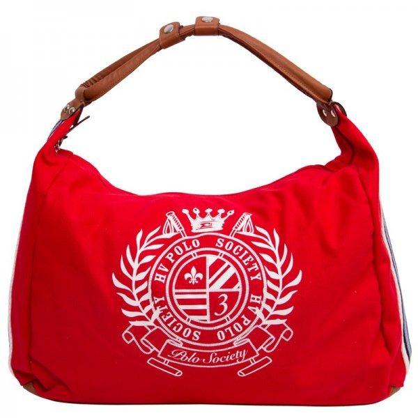 HV Polo San Nikolas Canvas Tasche kräftiges Leinengewebe, mit Reißverschluss, aktuelle Farben, 100 Prozent Baumwolle,