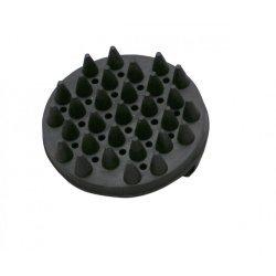 Horizont Gummistriegel mit Noppen, 11cm Durchmesser, ideal bei Fellwechsel