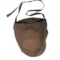 Futterbeutel Futtertasche aus Baumwolle von Horizont für Kraft- und Rauhfutter