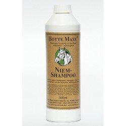 Niem-Shampoo von Hotte Maxe für hautfreundliche Fellreinigung pH-neutral
