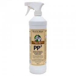 PP3 Konzentrat Pferde-Deo Bremsen-Blocker mit sehr wirksamem Abwehrgeruch - keine Sprühflasche enthalten -