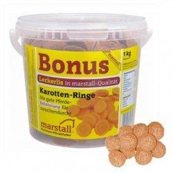 Marstall Bonus Karottenringe- Pferde Leckerli zur Belohnung