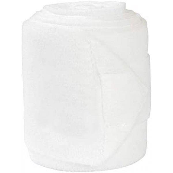 Polarfleece-Bandagen 4er Set, Top Qualität, besonders für Stall und Regeneration, 3 Meter