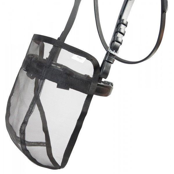 Nasennetz, Nüsternschutz von Pfiff, mit Klett an Nasenriemen zu befestigen
