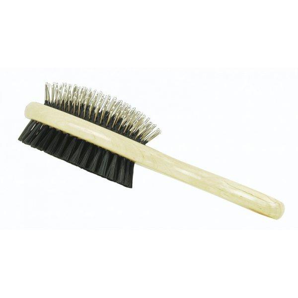 Mähnenbürste | Schweifbürste | Bürste Mähne Schweif | Haarpflege Pferd |Putzzeug