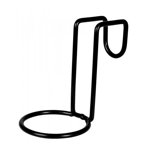 Halterung für Pflegemittel von Pfiff für die Boxtür oder Deckenstange, zum Aufhängen oder Einhaken, für Eimer mit 500 oder 1000 ml