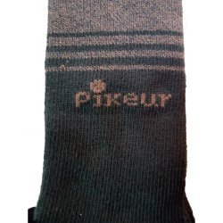 Pikeur Kinder Reitsocken kurz in modischem Look, diverse Designs, flauschige Innensohle