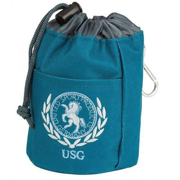 Futterbeutel Snack-Bag Leckerli-Tasche Leckerli-Beutel für Training und Belohnung bei Hunden und Pferden, Futter-Dummy
